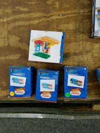 Brand new Thomas and Friends Wooden accessories