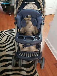 GRACO BABY STROLLER AND CAR  SEAT FOR SALE  Mississauga, L4Z 0A4