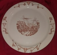 Wallace Dinner Plate
