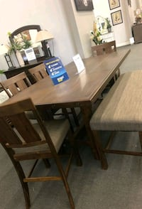 6 Piece Dining table chairs  Las Vegas, 89109
