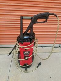 red and black pressure washer Huntington Beach, 92647