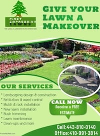 Lawn mowing Abingdon