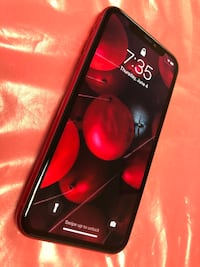 RED IPHONE 11 AT&T (slightly used)