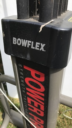 Bow flex all the parts