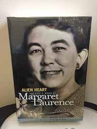 Alien Heart The Life & Work of Margaret Laurence (New) Winnipeg, R3E 1Y6