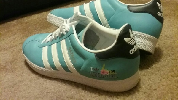 Used Adidas Gazelle Honolulu edition for sale in Colorado Springs ... d9cd46f79ba1