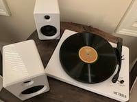 New Record player & speakers  by Victorla. Bluetooth Charlotte, 28270