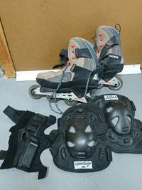 Rollerblade and accessories