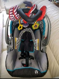 baby's black and gray car seat carrier Silver Spring, 20903