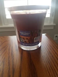 NEW Better Homes & Garden candle spicy cinnamon stick 17oz Midvale