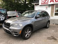 2012 BMW X5 35i/Automatic/Leather/Roof/Navi/Needs Engine Scarborough, ON M1J 3H5, Canada