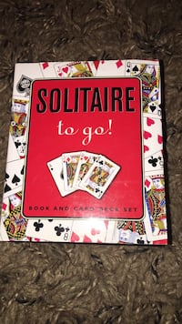 Solitaire travel game