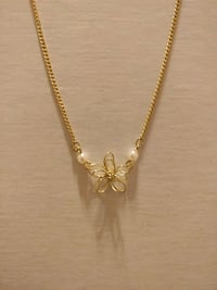 Floral Necklace (New from Japan) Toronto, M2N