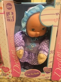 Brand New Dream collection I'm so soft doll $5.00 each. 6 dolls available.  Loganville, 30052