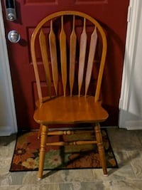 Wooden chair Houston, 77054