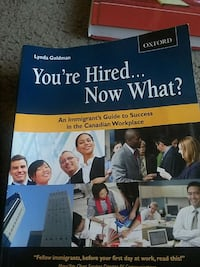 you're hired now what? by lynda goldman.