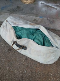 "older 3 star  sleeping bag from the 60""s good cond Kitchener"