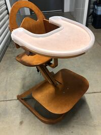 Svan adjustable high chair Mississauga, L4Z 4G8