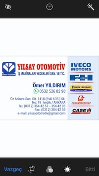 İVECO NEWHOLLAD CASE