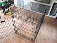 """Huge XXl dog crate pet cage 32"""" tall, 30"""" wide, 48"""" long Wesley Chapel, 33543"""
