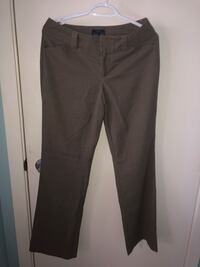 Brown women's dress pants from Gap New Westminster, V3L 0E3