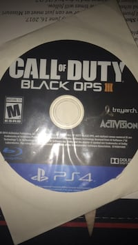 Call of duty black ops 3 ps4 video game