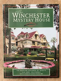 $1 Winchester Mystery House Book Great Condition Scroll Pictures  Lake Forest, 92630