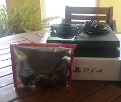 500 GB PS4 ($250 Price Firm)