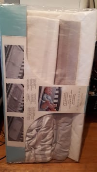 Changing pad nursery set Toronto