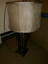 brown and white table lamp District Heights, 20747