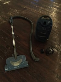 Vacuum cleaner.  Jersey City, 07302