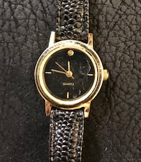Vintage black and gold watch Fresno, 93726