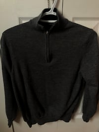 Half zip Italy sweater