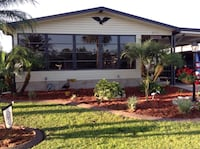 HOUSE For sale 2BR 2BA , this unit is in 55 & older park Sebring, 33872
