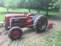 Ford 860 tractor Farmington Hills, 48336