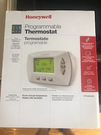Honeywell Programmable Thermostat NEVER USED AND STILL IN BOX! Washington, 20003