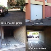 Parking 2 places  Marseille, 13010