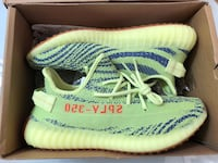 YEEZY BOOST 350 V2 – *Frozen Yellow* ALL SIZES Mississauga, L5A