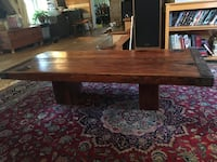 Antique ship hatch coffee table Monrovia, 21770