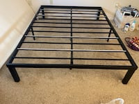 Queen Bed Metal Frame & Mattress Hackensack, 07601