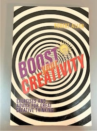 Self-improvement Book: Boost Your Creativity Bedford