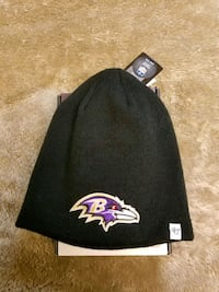 Ravens Winter Beanie Hat Columbia