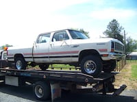 1984 Dodge Ram W350 Crew Cab Royal SE With Prospec Gaston, 97119