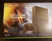 Microsoft Xbox One S Battlefield 1: Military Green Special Edition BundLe New York