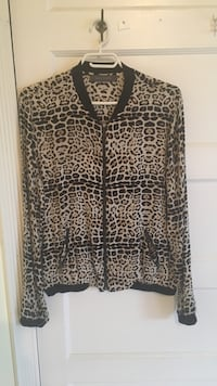 Cheetah zip up Coquitlam, V3K