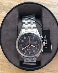 Brand New CITIZEN ECO-DRIVE Chronograph Watch Calgary, T2Y