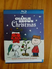 Charlie Brown Christmas blue-ray Allentown, 18103