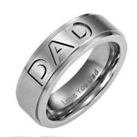 Stainless Steel Ring-Sizes 9, 10, 11, 12  Chicago