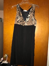 Form fitting cheetah print dress Ontario, 91761