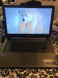 Gray acer laptop (brand new) Amarillo, 79107